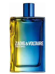 ZADIG & VOLTAIRE him this is love