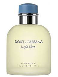 DOLCE & GABBANA light blue homme 125ml