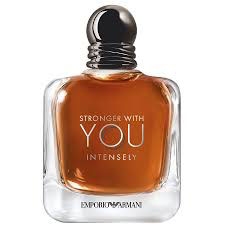 EMPORIO ARMANI stronger with you intensly