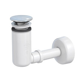 Siphon-bonde lavabo clic clac Easy Clean
