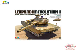 Leopard II Revolution II German Main Battle Tank