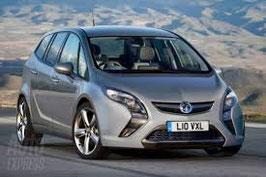 Porta Opel Zafira C adx
