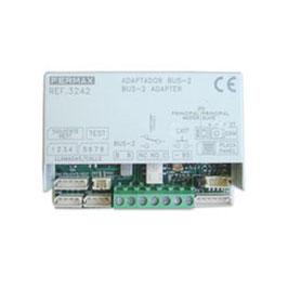3242 Adaptador Amplificador 4+N en BUS2