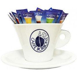 Tazzone porta zucchero caffè borbone