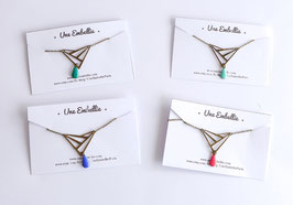 Bracelet Art Déco Triangle