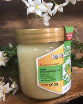 Frühtracht 500 gramm Glas