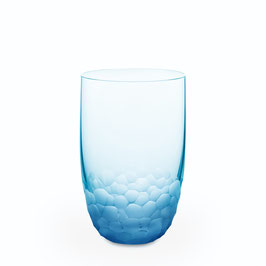 GUAXS  à table | Ottilie | Glas L aqua blue
