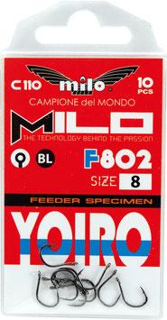 Milo YORIO F802 FEEDER SPECIAL Art.017AMF802