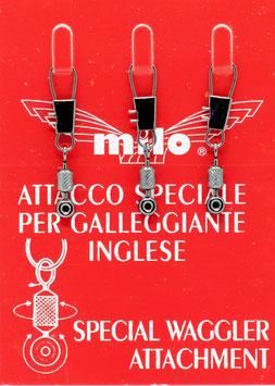Milo ATTACCO SPECIALE PER GALLEGIANTE INGLESE Art.590VV0019