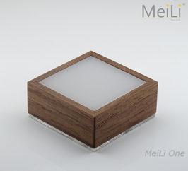 meiLi one quadratisch Nuss
