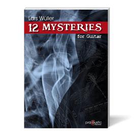 12 Mysteries - Noten (complete score)