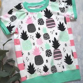 SALE  Farben Mix Shirt Ananas Gr.116