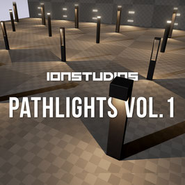 Pathlights Vol.1 | Gameready Asset Pack for UE4