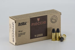 FIO 9mm Luger BLACK MAMBA 100gr.
