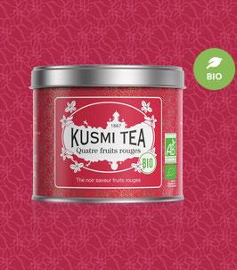 Kusmi Tea: Vier rote Früchte BIO