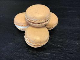 Vanille Macaron: 1 Stück