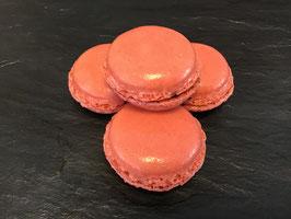 Himbeer Macaron: 1 Stück