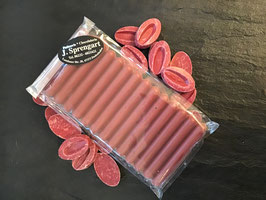 Himbeerschokolade - 95 Gramm