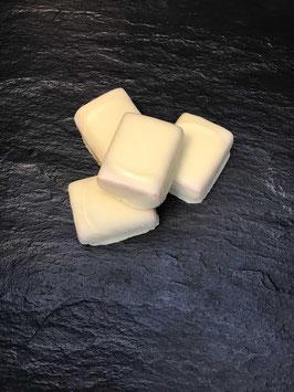 Weiße Schokoladenpraline  Praline Am/No 60% Ivoire