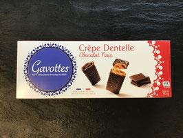 Crepe Dentelle Chocolat Noir- 90 Gramm