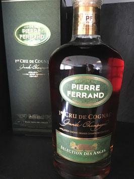 Cognac Pierre Ferrand Sélection des Anges 1er Cru de Cognac Grande Champagne im Etui : 0,70 Liter ( 40 % Alkohol )