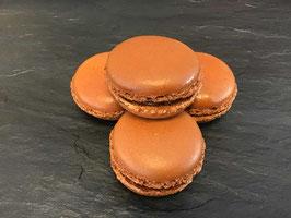Schokoladen Macaron: 1 Stück