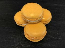 Zitronen Macaron: 1 Stück