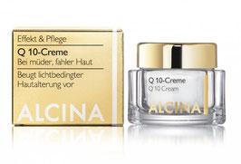 Alcina Q10 Creme 50ml