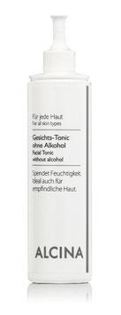 Alcina Reinigungs-Set für leicht ölige/ mischhaut ! 1x Schaum 150ml, 1x Tonic 200ml