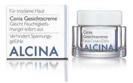 Alcian cenia Gesichtscrem für trockene Haut 50ml
