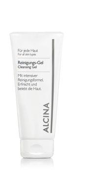 Alcina Reinigungs-Set für ölige Haut ! 1x Gel 150ml, 1x Tonic mit Alk. 200ml