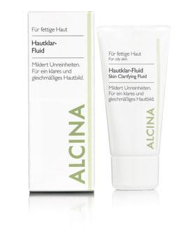 Alcina Hautklar Fluid, für fettige Haut 50ml