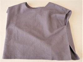 心惹かれるピンタック織り「シンプル」 Size:М