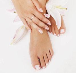 Manucurie / beauté des pieds BIO