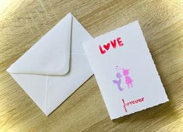 """Karte """"forever"""""""