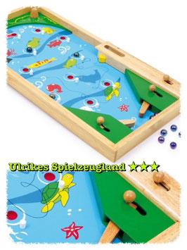 """Holz-Flipper """"Fische-Flippen"""""""