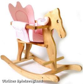 Schaukelpferd mit Sitzeinhang