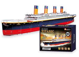 3D Titanic, Schiffe-Zubehör