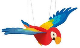 Schwing-Papagei, Kinderzimmermöbel u. Zubehör