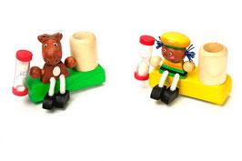 """Zahnputzuhr """"Jamaika"""", Spieluhren"""