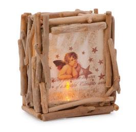 """Lampe """"Engelsträume"""", Weihnachten-Christmas"""