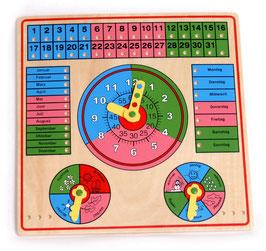 Aktives Lernen, Holzspielzeug als Lernartikel für Kinder