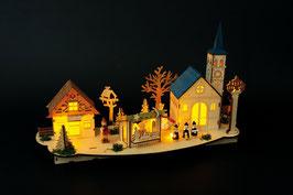 """Lampe """"Altstadt"""", Weihnachten-Christmas"""