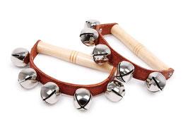 Glockenrassel rund, Musikinstrumente