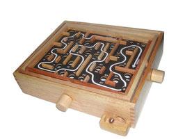Labyrinth, Kugelbahnen für Spielen u. Spaß, Kinder-Holzspielsachen