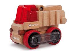 """Muldenkipper """"Dumptruck"""", Fahrzeuge-Autos für Bauen u. Konstruieren, Holzspielzeug als Bausatz von Edtoy"""