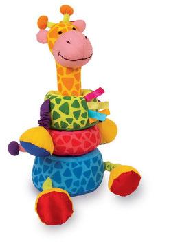 Steck-Giraffe, Babyartikel, Plüsch- u. Kuschelartikel