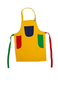 Kinderschürze, für Küchen u. Zubehör, Kleidung für Kinder-Köche und Gärtner