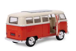 """Modellauto """"Classical Bus"""" Automobil-Klassiker und Nostalgieauto für Spielkinder und Sammler"""