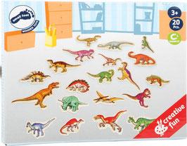 "Magnete ""Dinosaurier"" - 20 Stück"